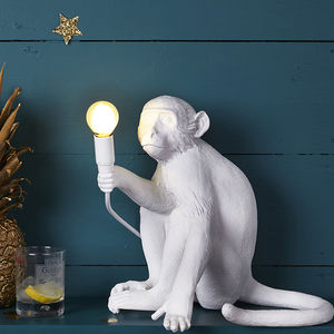 Designer Monkey Light - table lamps