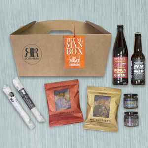 Cider 'Xl Man Box' Crate