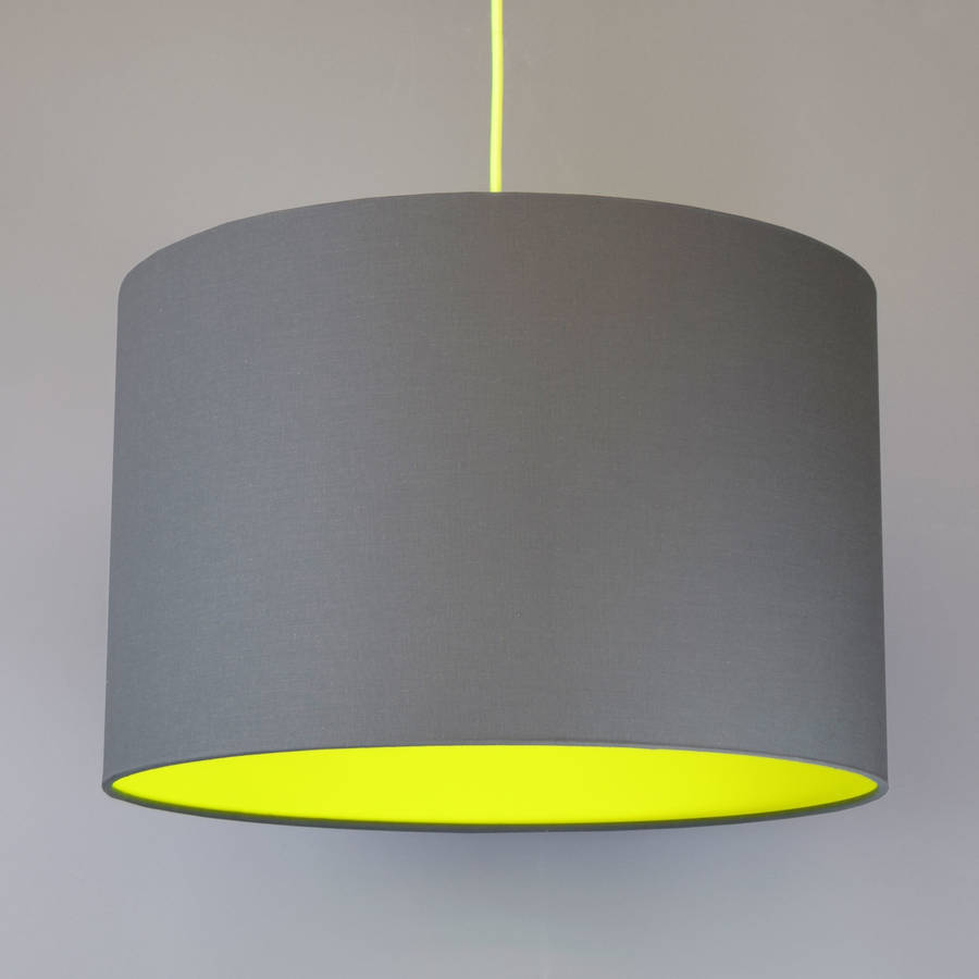 Neon Pick And Mix Lampshade 40 Colours