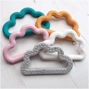Silicone Cloud Teethers - teethers