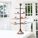 Metal Twig Christmas Tree