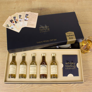 Fathers Day Old And Rare Whisky Gift Set
