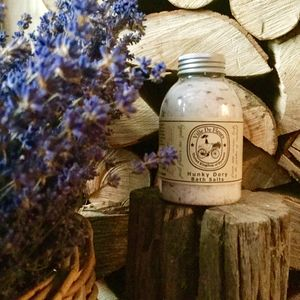 Hunky Dory Bath Salts With Lavender And Cornflower - bathroom