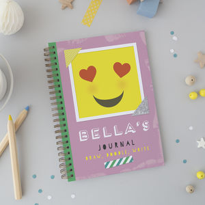 Personalised Kids Journal - stationery