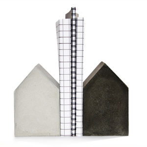 Single Concrete House - home accessories