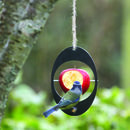 Bird Feeder Made From Recycled Coffee Cups