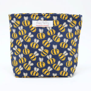 Busy Bee Big Make Up Bag