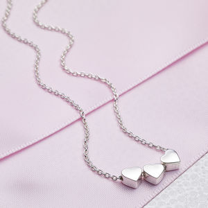 Sterling Silver Dream Heart Necklace