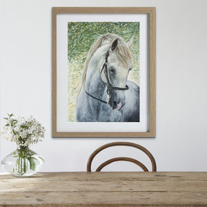 Horse Wall Art | Framed Horse Prints | Horse Gifts