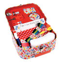Make And Sew Kit In Suitcase