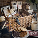 Birthday Large Basket Hamper Of Treats