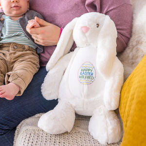 Personalised Childrens Easter Bunny Toy
