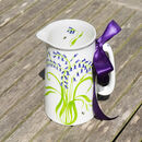 Bluebell Bone China Jug