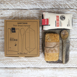 Barrett's Ridge Beer Bread Hamper - gifts for him