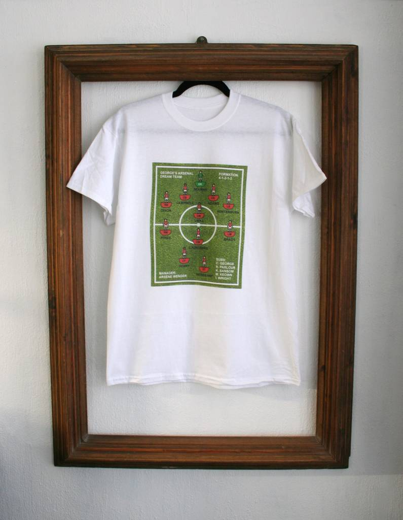 640d7f4283e dream team all time eleven' subbuteo t shirt by rael & pappie ...