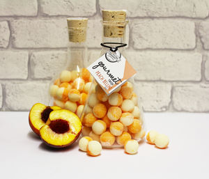 Peach Bellini Gourmet Sweets