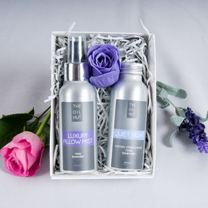 Sleep Gift Set - massage & aromatherapy