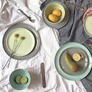 Tactile Porcelain Dinner Set