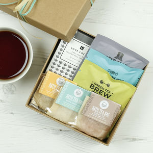 Tea Lover's Natural Gift Set