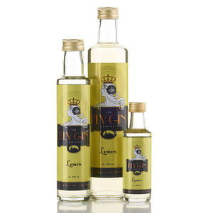 Ely Gin With Lemon - gin