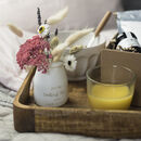 Personalised 'Breakfast In Bed' Gift Box