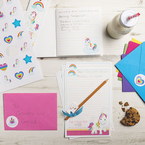 Unicorn Stationery Bundle