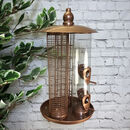 All In One Seed, Nut And Fatball Bird Feeder