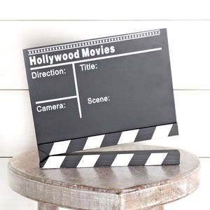Children Film Clapperboard Toy - toys & games