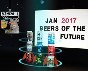 10 Mixed Craft Beers And Ferment Magazine Special - food & drink gifts under £30
