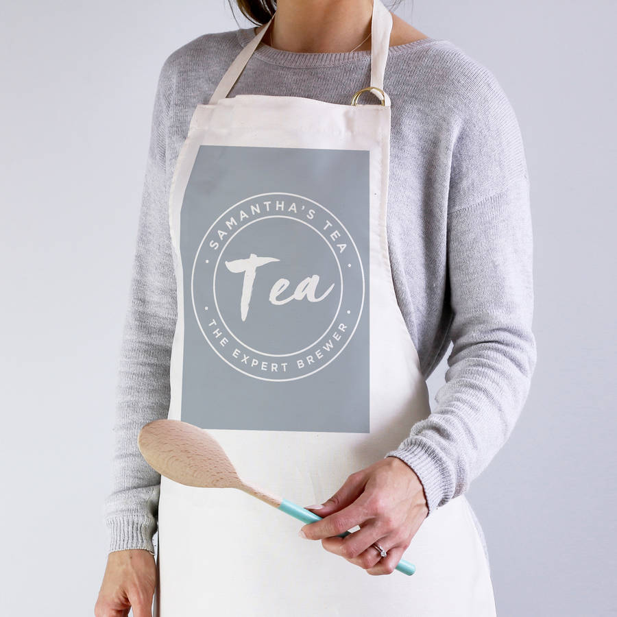 Personalised Drink Apron
