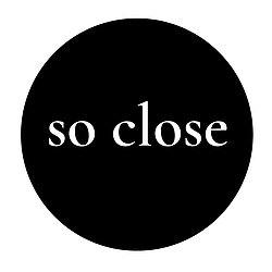 so close studio logo