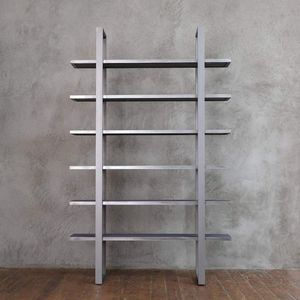 Metal Frame Shelving Unit - home accessories