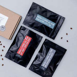 Fathers Monthly Coffee Subscription Gift