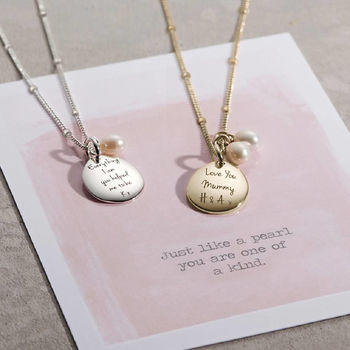 'You Are One Of A Kind' Necklace