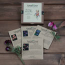 Heritage Sweet Pea Seed Collection