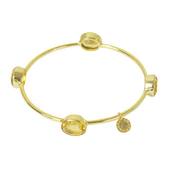 Citrine Bracelet Protection And Healing