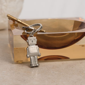 Robot Key Ring