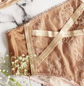 Stella High Waist Knicker - lingerie & nightwear