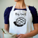 'Big Tart' Apron