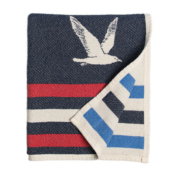 Seagulls Pure Cotton Blanket