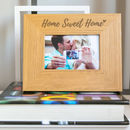 Home Sweet Home Quote Photo Frame