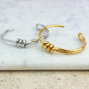Infinity Twirl Knotted Cuff - new in baby & child