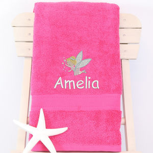 Fairy Princess Towel - towels & bath mats