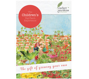 Children's Veg Patch Experience Gift Voucher - gardening