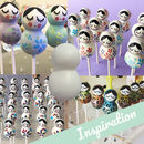 Cake Pop Painting Set