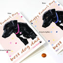 Personalised 'Rosie' Dog Birthday Card