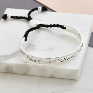 Special Mum Silver Plated Bracelet - jewellery