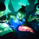 Interactive Glow In The Dark Dream Cloud Pillow Case