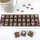 Happy Mothers Day Personalised Chocolates For Mums