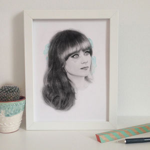 Personalised Portrait Illustration - posters & prints